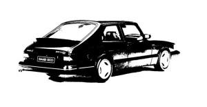 Bild Saab900